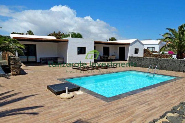 Playa Real Lanzarote Villas For Sale