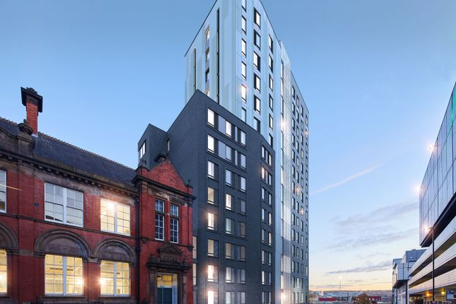 Charter Square, Sheffield S1