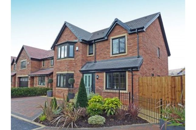 Thumbnail Detached house for sale in Hassall Road, Stoke-On-Trent
