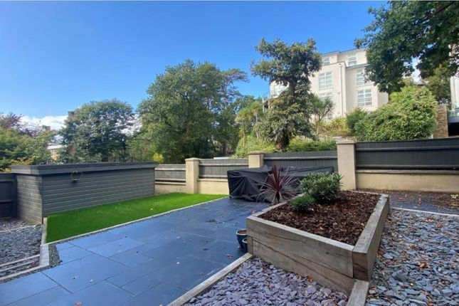Garden of Windsor Road, Lower Parkstone, Poole BH14
