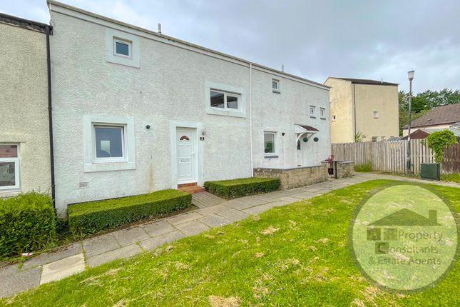 2 bed terraced house for sale in Newtonhead, Irvine, Ayrshire KA11