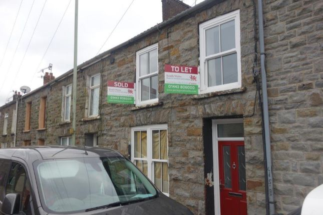 Thumbnail Terraced house to rent in Gwendoline Street, Treherbert