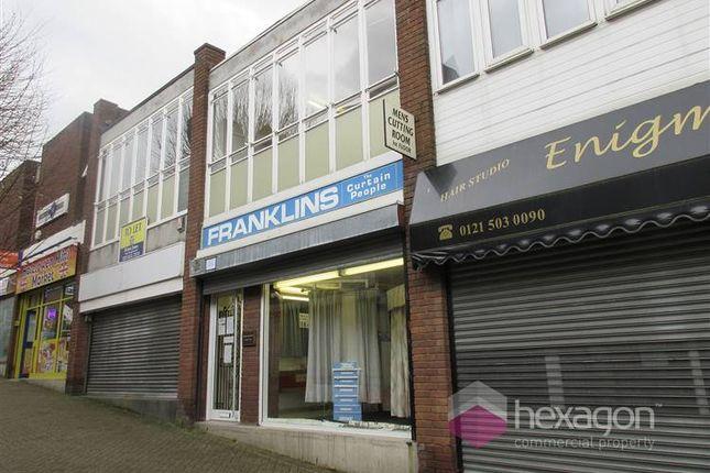 Thumbnail Commercial property for sale in 16 Peckingham Street, Halesowen