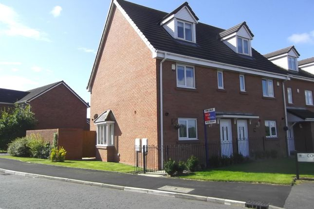 Thumbnail Semi-detached house for sale in Elton Head Road, St. Helens