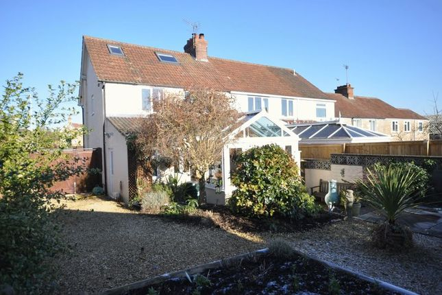 Thumbnail Semi-detached house for sale in Broadway, Frome