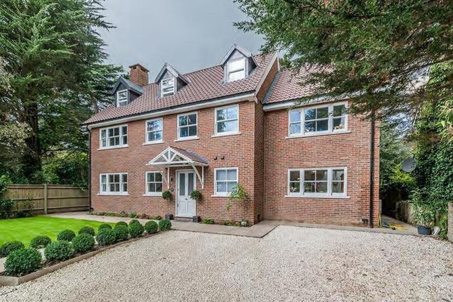 Thumbnail Detached house to rent in Ravenswood Court, Kingston Hill, Kingston Upon Thames