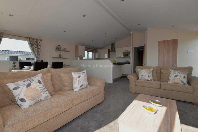 Thumbnail Lodge for sale in Leysdown Road, Leysdown-On-Sea, Sheerness
