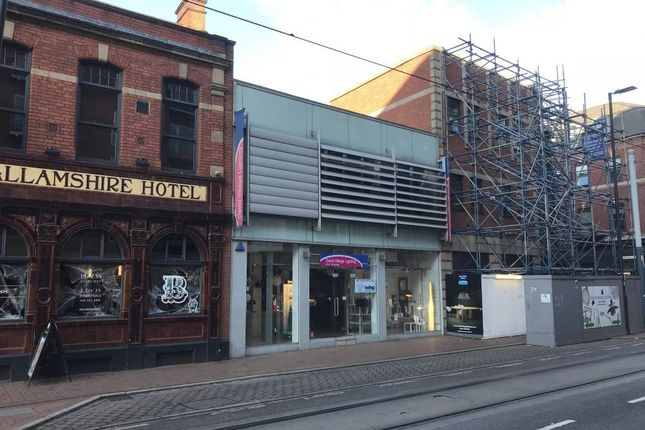 Thumbnail Leisure/hospitality to let in 180 West St, Sheffield