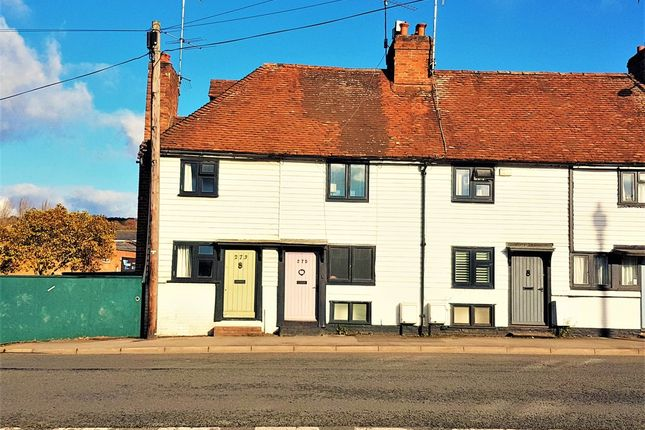 Thumbnail Terraced house to rent in Reading Road, Henley-On-Thames
