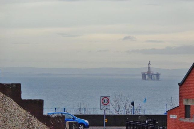 Lev0597Dem View of Clyde Street, Methil, Leven KY8