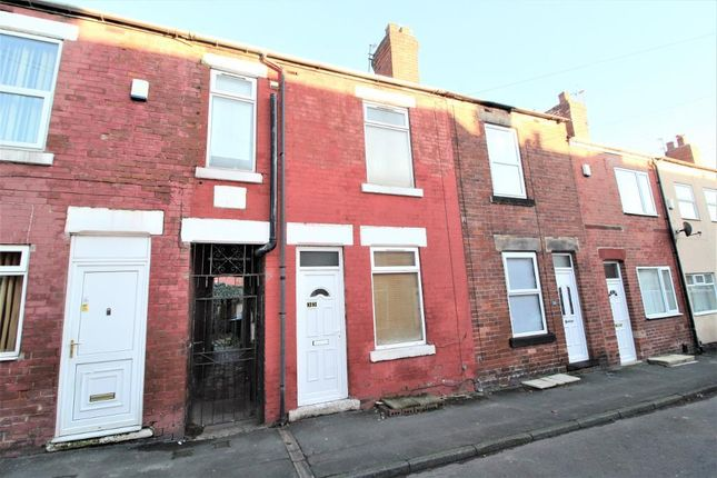 Front of Albert Road, Mexborough, Doncaster, South Yorkshire S64