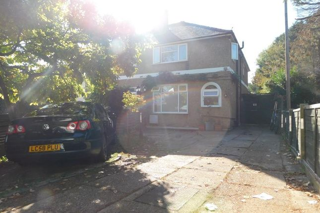 Thumbnail Semi-detached house to rent in Wraysbury Road, Staines