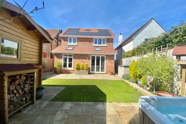 Thumbnail Detached house for sale in Wavering Lane West, Gillingham