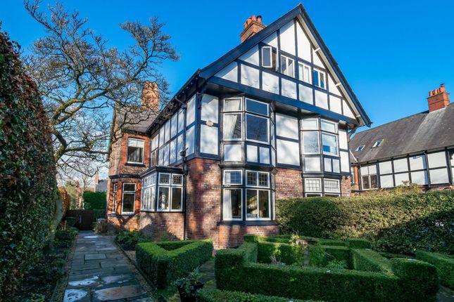 Thumbnail Semi-detached house for sale in Chapel Road, Alderley Edge