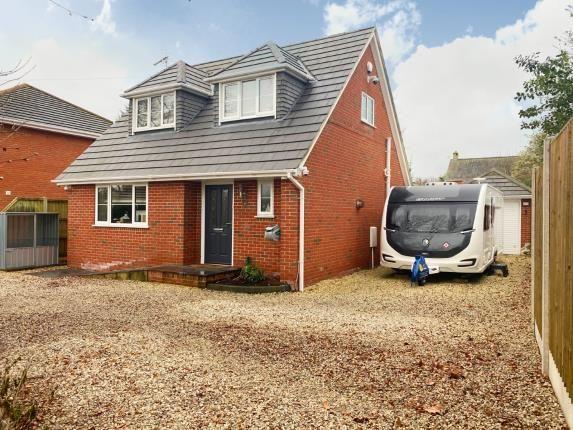 Front of Blackwater Drive, Totton, Southampton SO40