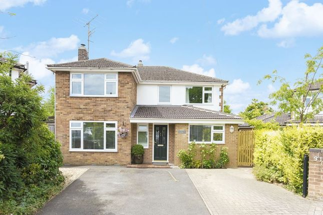 Thumbnail Detached house for sale in North Avenue, Abingdon