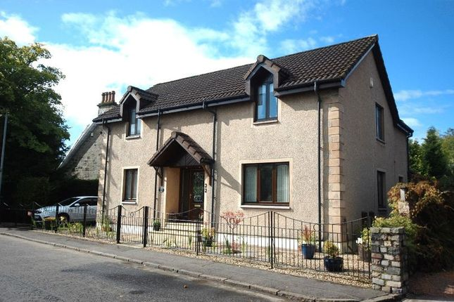 Thumbnail Detached house for sale in Elm Avenue, Lenzie, Kirkintilloch, Glasgow