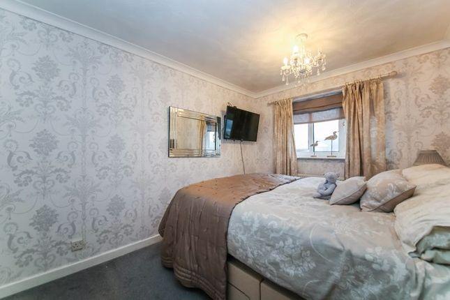 Bedroom One of St. James Grove, Poolstock, Wigan WN3