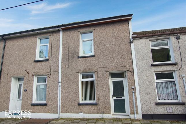Thumbnail Terraced house for sale in Bell Street, Aberdare, Mid Glamorgan