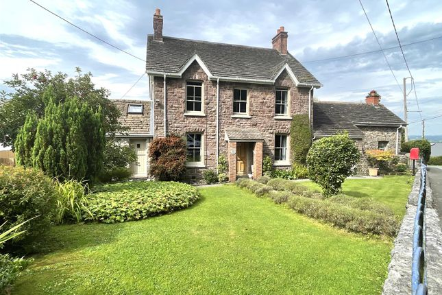 Thumbnail Detached house for sale in Golden Grove, Carmarthen