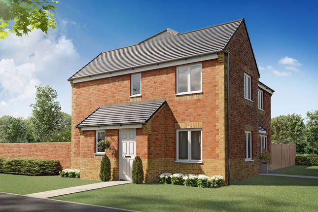 "Thumbnail Semi-detached house for sale in ""Mayfield"" at Sidings Road, Grimsby"