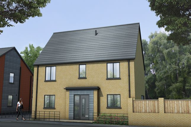 Thumbnail Detached house for sale in Country Crescent, Bestwood Village, Nottingham
