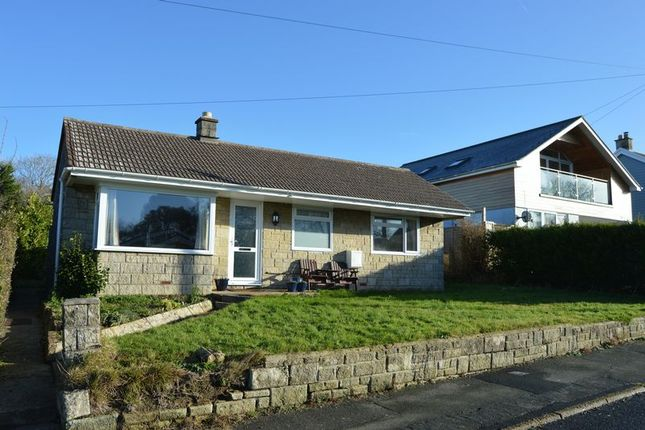 Thumbnail Detached bungalow to rent in Woodvale Road, Gurnard, Cowes
