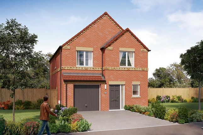 """Thumbnail Detached house for sale in """"The Ashbury"""" at Carr Green Lane, Mapplewell, Barnsley"""