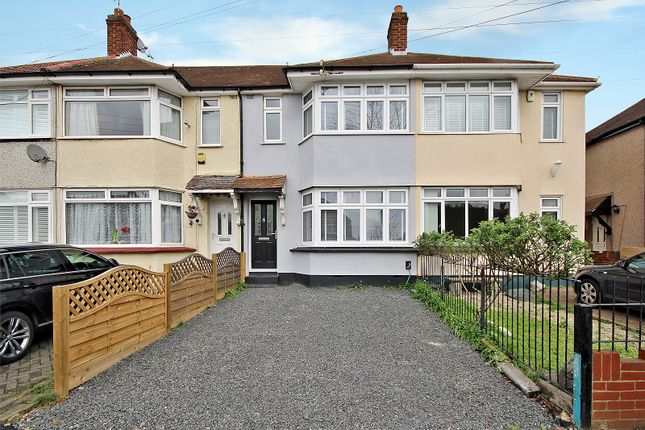 Thumbnail Detached house for sale in Yorkland Avenue, South Welling, Kent