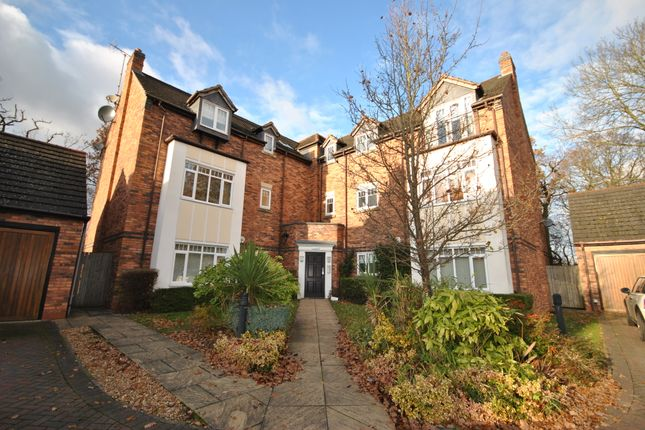 Thumbnail Flat to rent in Whitchurch Lane, Dickens Heath, Shirley, Solihull