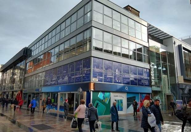 Thumbnail Office to let in Third Floor, 12-16 Castle Lane, Belfast, County Antrim