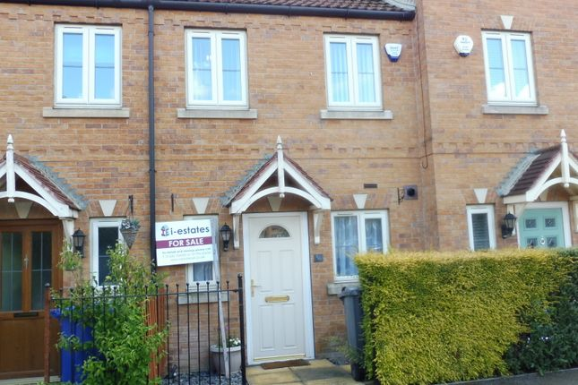 Front View of Parkgate, Goldthorpe S63