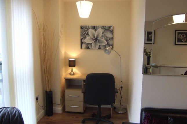 Study Area of Furnace Hill, Sheffield S3