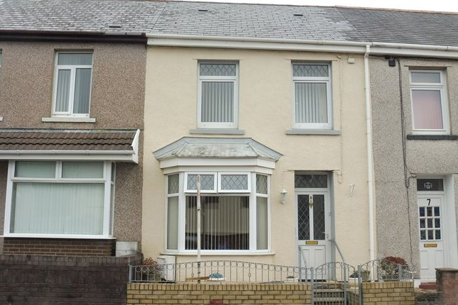 Thumbnail Terraced house for sale in Broniestyn Terrace, Hirwaun, Aberdare