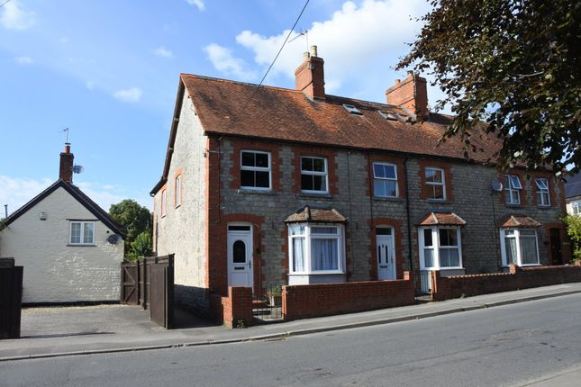Thumbnail End terrace house for sale in Hazzards Hill, Mere, Warminster