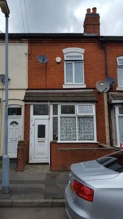 Thumbnail Terraced house for sale in Blackford Road, Birmingham