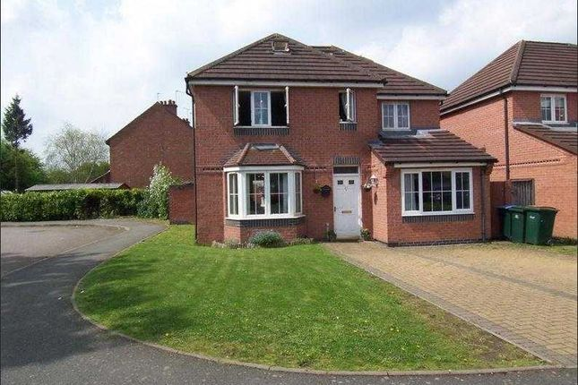 Thumbnail Detached house to rent in Lucerne Close, Aldermans Green, Coventry