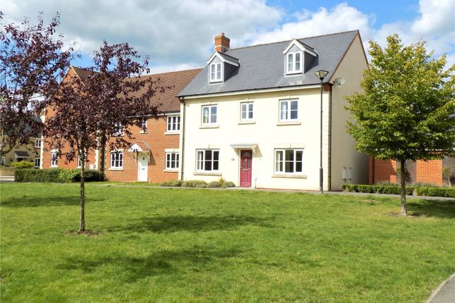 Thumbnail Detached house for sale in Callington Road, Swindon, Wiltshire