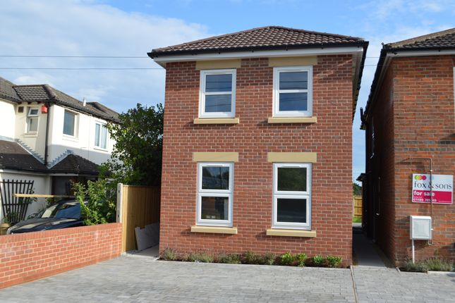 Thumbnail Detached house for sale in Lower Northam Road, Hedge End, Southampton
