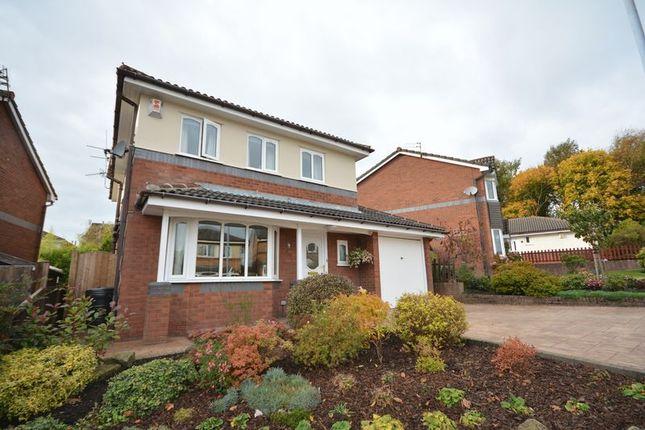 Thumbnail Detached house for sale in Windermere Drive, Rishton, Blackburn
