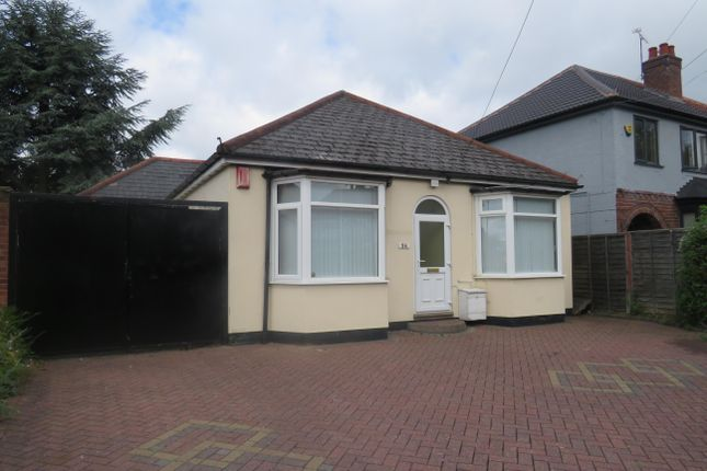 Thumbnail Bungalow to rent in Sheaf Lane, Sheldon, Birmingham