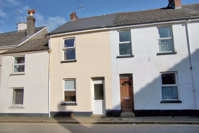 Terraced house for sale in Stepping Stone Gardens, North Street, Okehampton
