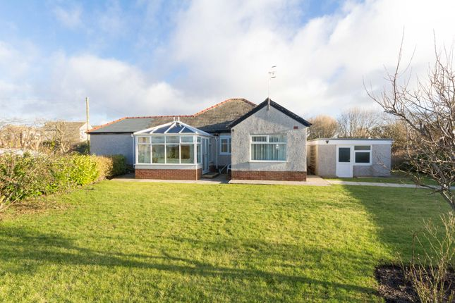 Thumbnail Detached bungalow for sale in North Scale, Walney, Barrow-In-Furness