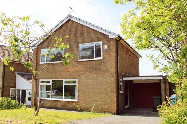 Thumbnail Detached house for sale in Laneside Road, Haslingden, Rossendale