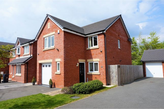 Thumbnail Detached house for sale in Chisnall Brook Close, Haskayne