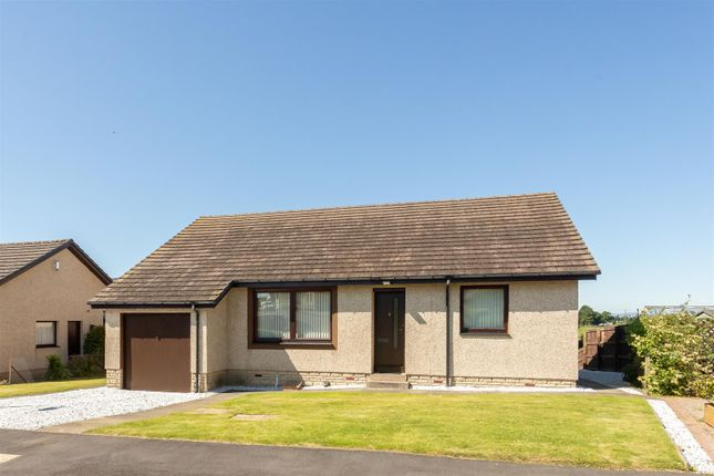 Thumbnail Detached bungalow for sale in Romangate, Dunning, Perth