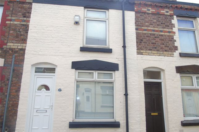Thumbnail Terraced house to rent in Wilburn Street, Walton, Liverpool