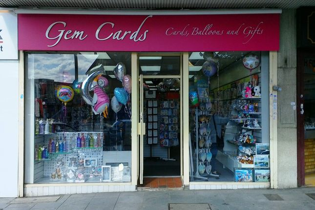 Thumbnail Retail premises for sale in High Street, Strood, Rochester