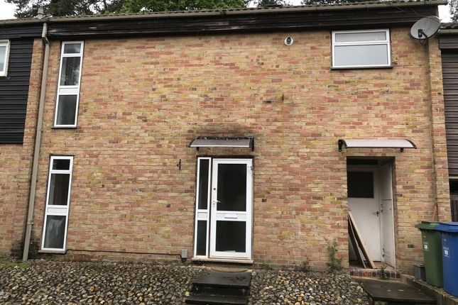 Thumbnail Terraced house to rent in Bywood, Bracknell