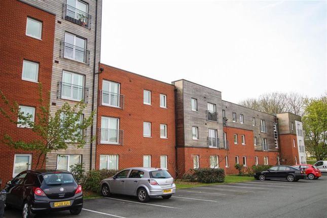 Thumbnail Flat to rent in Manchester Court, Federation Road, Burslem, Stoke On Trent